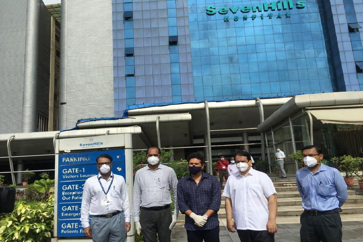 Sachin Tendulkar, COVID-19, Coronavirus, COVID-19 plasma therapy