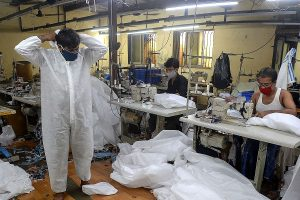 After PPE kits, Govt allows export of 4 crore masks, 20 lakh medical goggles every month