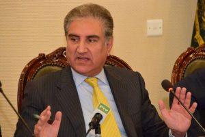 Pak Foreign Minister Shah Mahmood Qureshi tests positive for Coronavirus