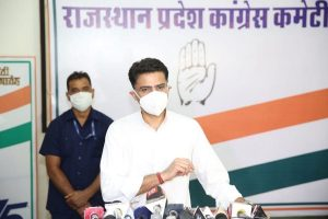 Congress moves to disqualify Sachin Pilot, other rebel MLAs; dissolves all Rajasthan PCC panels
