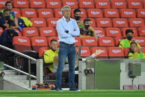 Quique Setien to remain in charge of Barcelona next season: Bartomeu