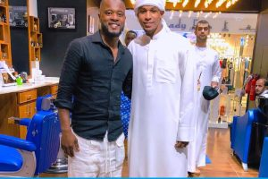 Patrice Evra and Ahmed Khalfan Yasin experience Dubai in different ways