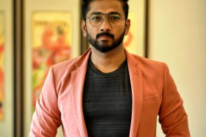 Arjun Reddy is a doctor turned fitness influencer