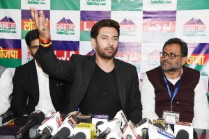 LJP on way to quit Bihar NDA?