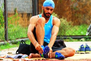 Davinder Singh Fateh is a two time Asian Championship finalist with an impressive record