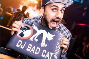 DJ SadCat is working hard on new album to surprise the world with his creativity