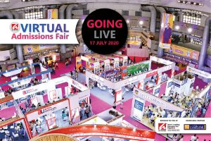 AFAIRS India organising Virtual Admissions Fair 2020 on 17 July