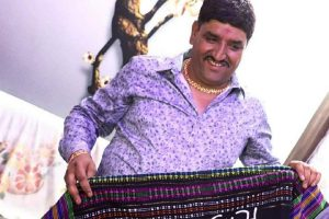 Nagaldham Group's Navghan Bharwad wants people around him to be happy
