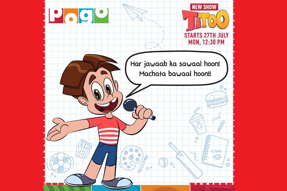 POGO, Tinkle, Titoo, Amar Chitra Katha, Titoo-Har Jawaab Ka Sawaal Hu