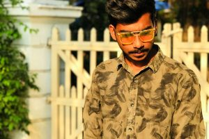 Influencer and YouTuber Rohit Tayade manages things with great poise and balance