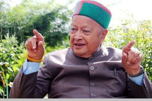 Virbhadra urges people to elect honest candidates in HP Panchayat polls