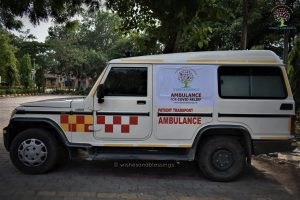 Free ambulance service for needy during COVID-19 crisis by Wishes and Blessings