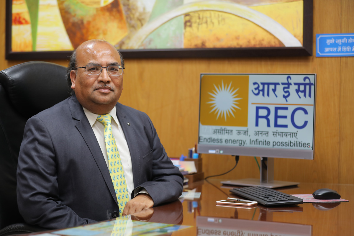 Sanjeev Kumar Gupta, REC Limited, CMD
