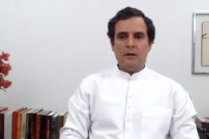 'PM's constant blunders, indiscretions have fundamentally weakened India': Rahul Gandhi