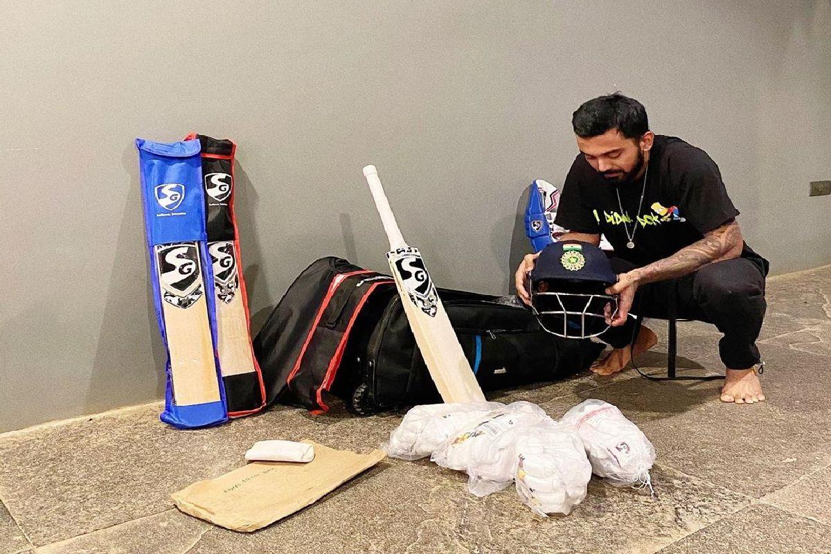KL Rahul misses cricketing action, shares emotional post