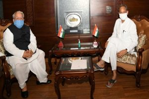 Rajasthan Guv delaying Assembly session, 'under pressure to stall test of strength': Ashok Gehlot