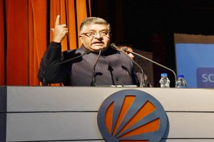 Banning 59 Chinese apps was 'digital strike', move to protect data of Indians: Ravi Shankar Prasad
