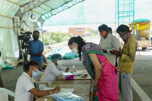 India's COVID-19 tally crosses 8.49 lakh, death toll climbs to 22,674