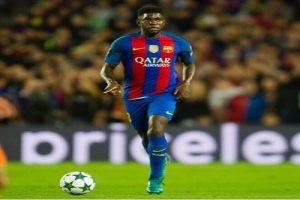 Barcelona's Umtiti, Real Sociedad's Januzaj ruled out with injury