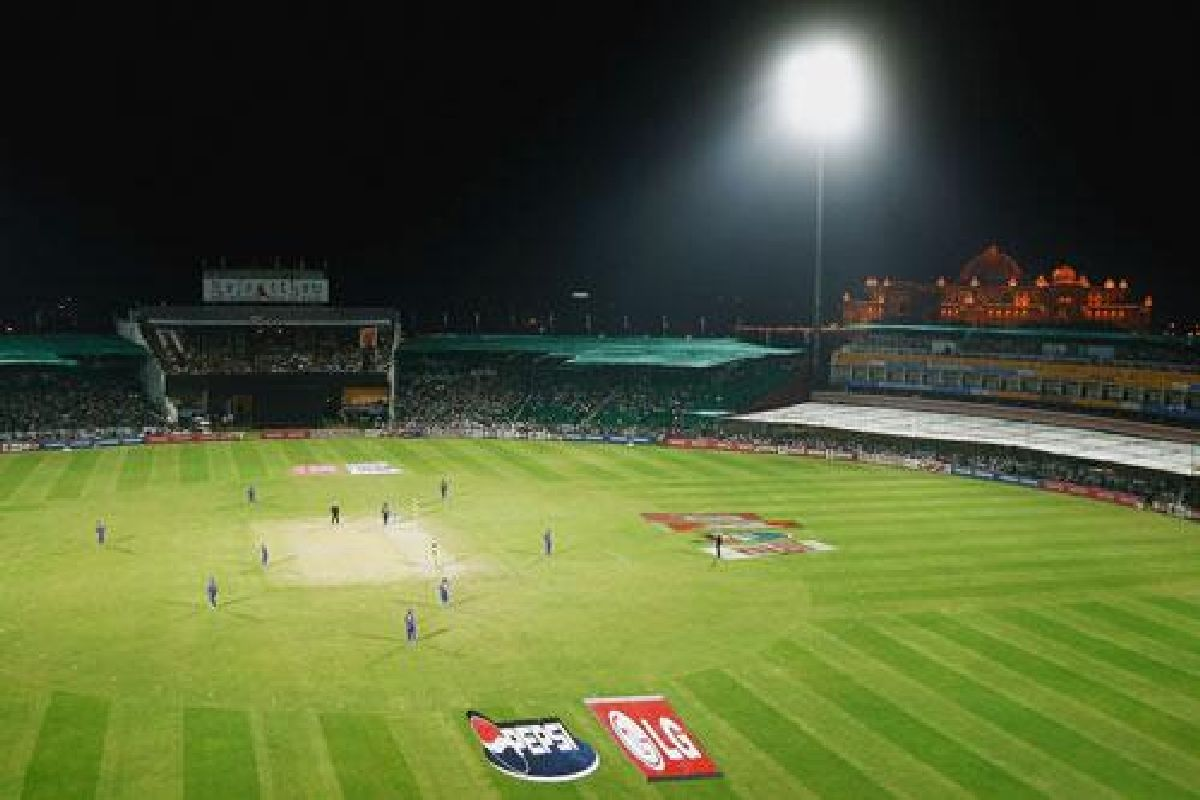 Rajasthan Cricket Assocation, Jaipur, Melbourne Cricket Ground, Motera Stadium