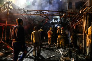 19 killed in explosion at medical clinic in Iran's Tehran; several injured