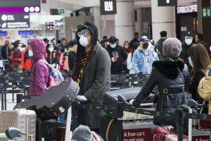 US travel restrictions with Canada, Mexico extended