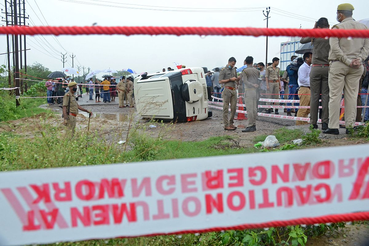 Unholy Nexus, Vikas Dubey, Bofors, UP Police, China