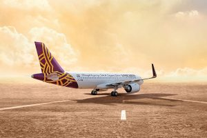 Vistara gets its first 188-seater Airbus A321 neo aircraft