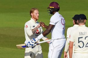 Was a little surprised England didn't pick Stuart Broad: Jason Holder