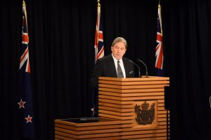 'New Zealand suspends extradition treaty with Hong Kong', says FM Winston Peters