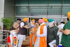 First batch of Sikh, Hindu members, including Nidan Singh, brought back to India from Afghanistan