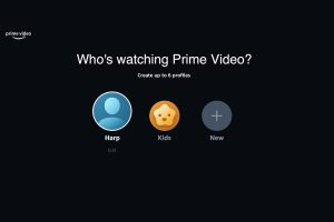 Amazon Prime Video Profiles rolled out globally to six users