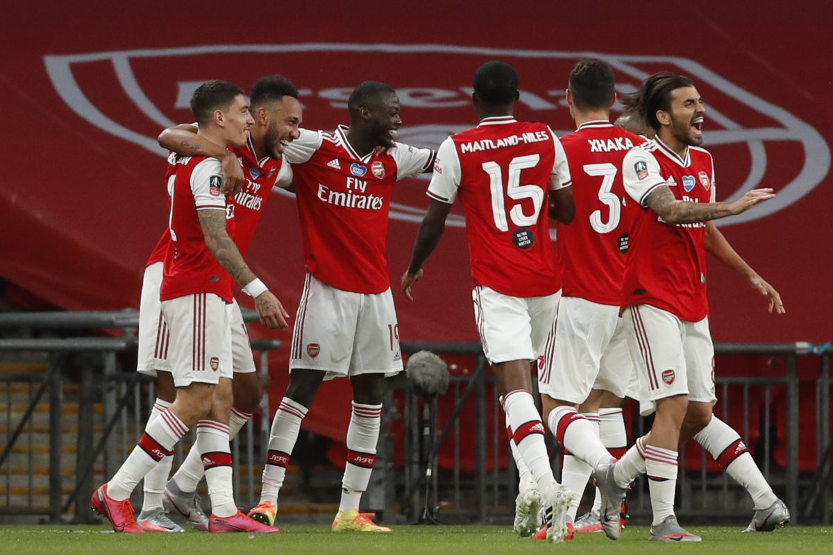 After Liverpool in Premier League, Arsenal stun Manchester City in ...