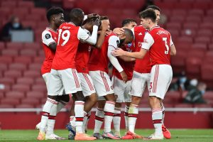 Premier League: Arsenal come from behind to stun Liverpool 2-1, shatter record points hope