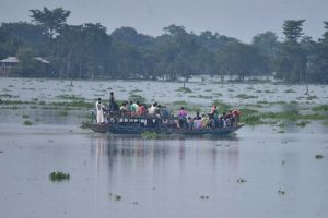No let up in Assam, Bihar flood fury; nearly 37 lakh people affected