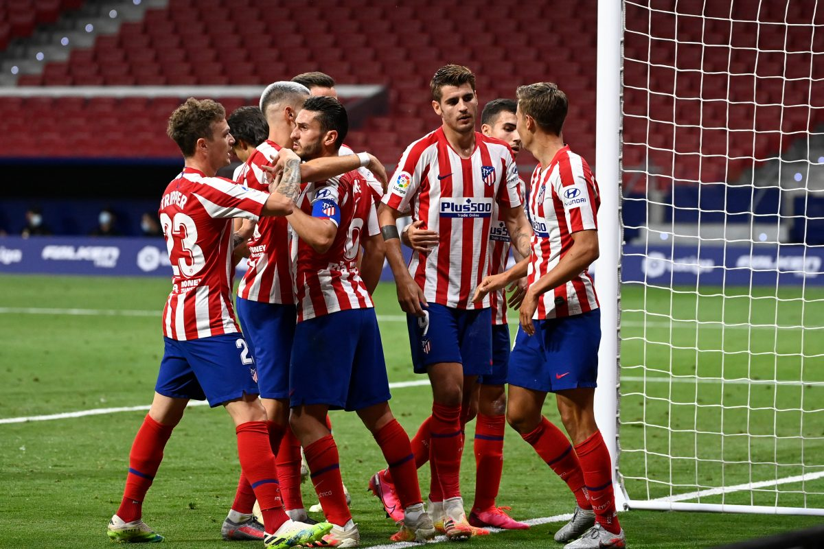 La Liga: Alvaro Morata scores brace as Atletico Madrid register emphatic 3-0 win over Mallorca