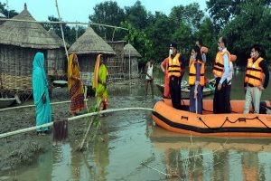 Nearly 15 lakh people affected in Bihar floods;11 districts inundated