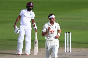 ENG vs WI, 3rd Test: Broad stars with ball as hosts sniff series win