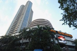Indices snaps 5-day winning streak, Sensex falls 345 pts; NIFTY ends at nearly 10,706 mark