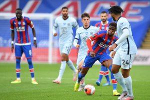 It isn't enough to just say no to racism: Crystal Palace forward Wilfried Zaha