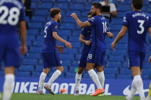 Premier League: Chelsea strengthen hold of third spot after beating Norwich 1-0