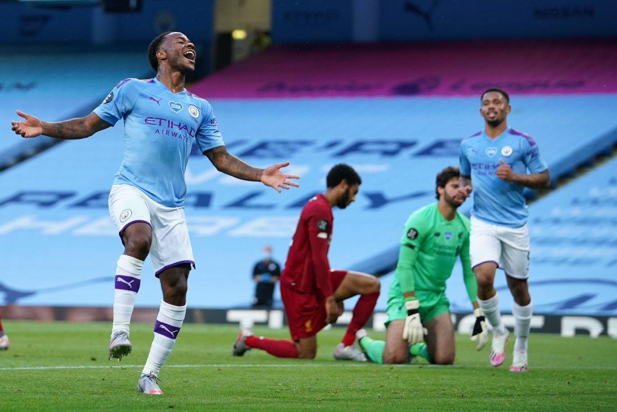 Manchester City spoil Liverpool's party, humiliate new ...