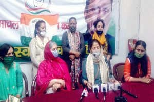 Police case against Spiti women politically motivated: Congress