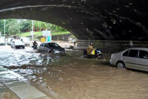IMD issues alert for heavy rainfall in Delhi-NCR on Wednesday; water-logging, traffic jams expected
