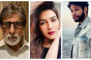 From Amitabh Bachchan to Kriti Sanon, here's how B-town celebs delved into word play amid lockdown