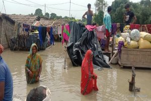 Major rivers in Bihar flowing above danger mark; 30 blocks across 8 districts affected by floods