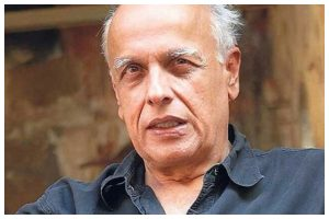 Mahesh Bhatt appears for NCW's online hearing in sexual harassment case