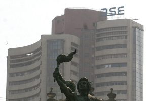 Sensex plunges 129 points, Nifty closes at 11,073.45; RIL tumbles 2%