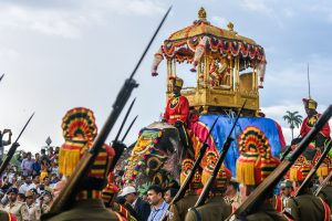 When is Mysore Dasara; India's royal festival