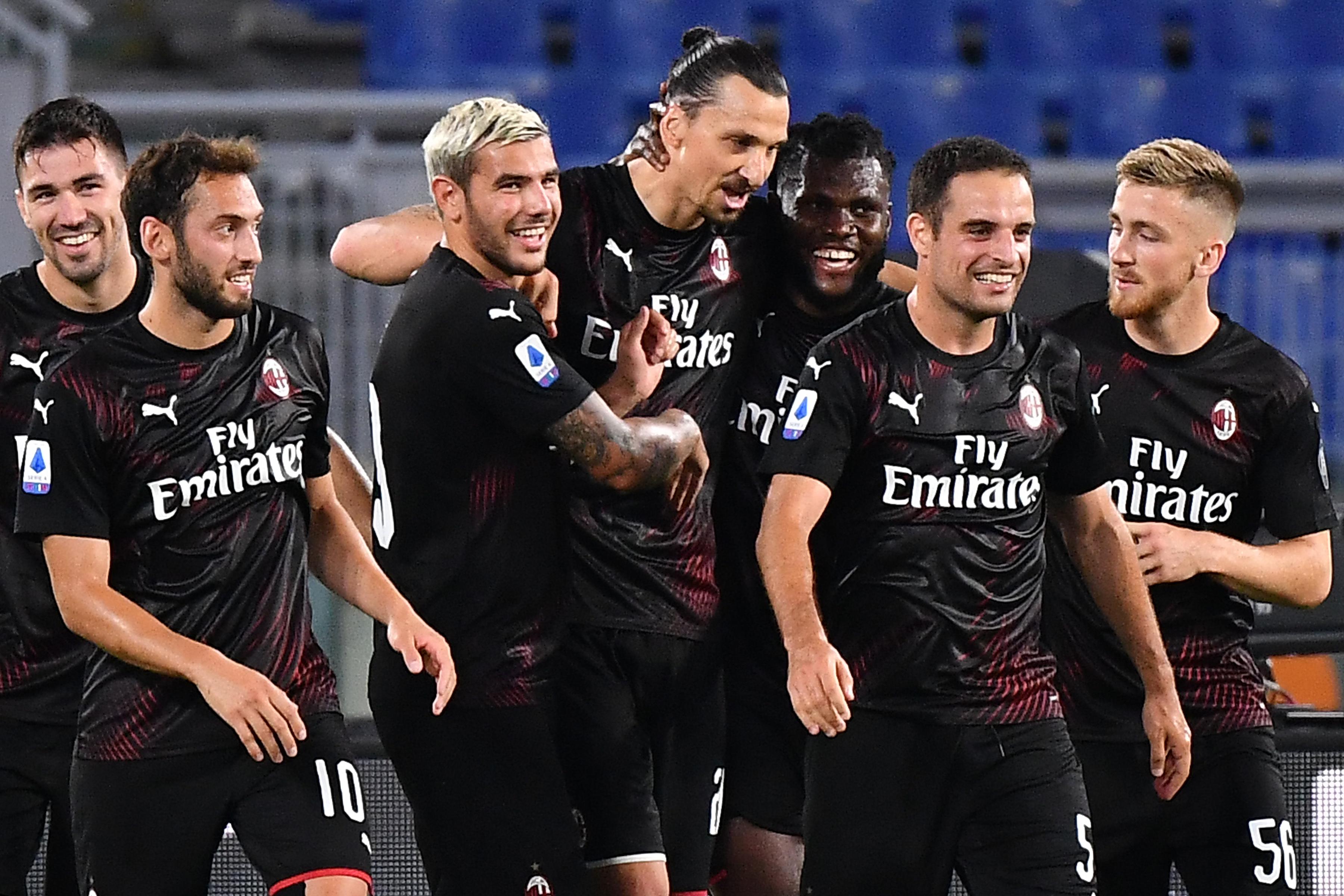 Serie A: Ibrahimovic scores on return to help AC Milan beat Lazio ...